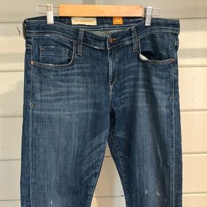 PILCRO AND THE LETTERPRESS Hyphen Jeans size 29